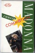 CAUSING A COMMOTION - USA 2 TRACK CASSETTE